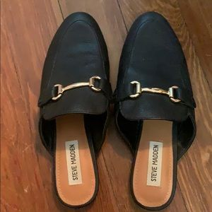 Steve Madden loafers. Gucci look alike size 7.5